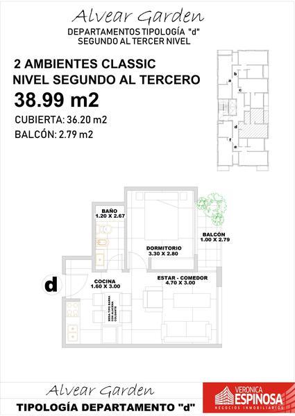 Foto Departamento en Venta en  Ituzaingó,  Ituzaingó  Alvear 900 1ºD