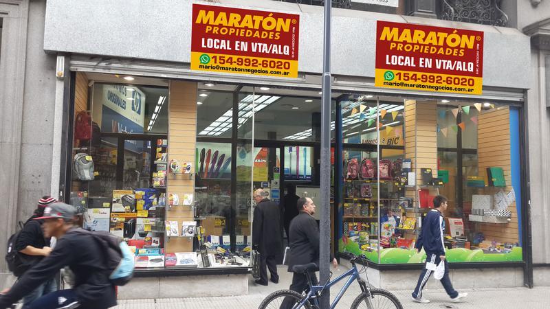 Foto Local en Venta en  Microcentro,  Centro (Capital Federal)  San Martín al 100
