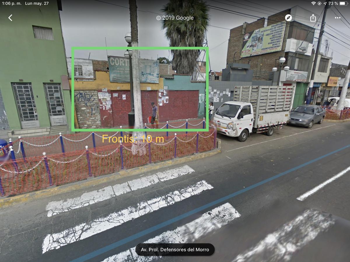 Foto Local en Venta en  Chorrillos,  Lima  Chorrillos