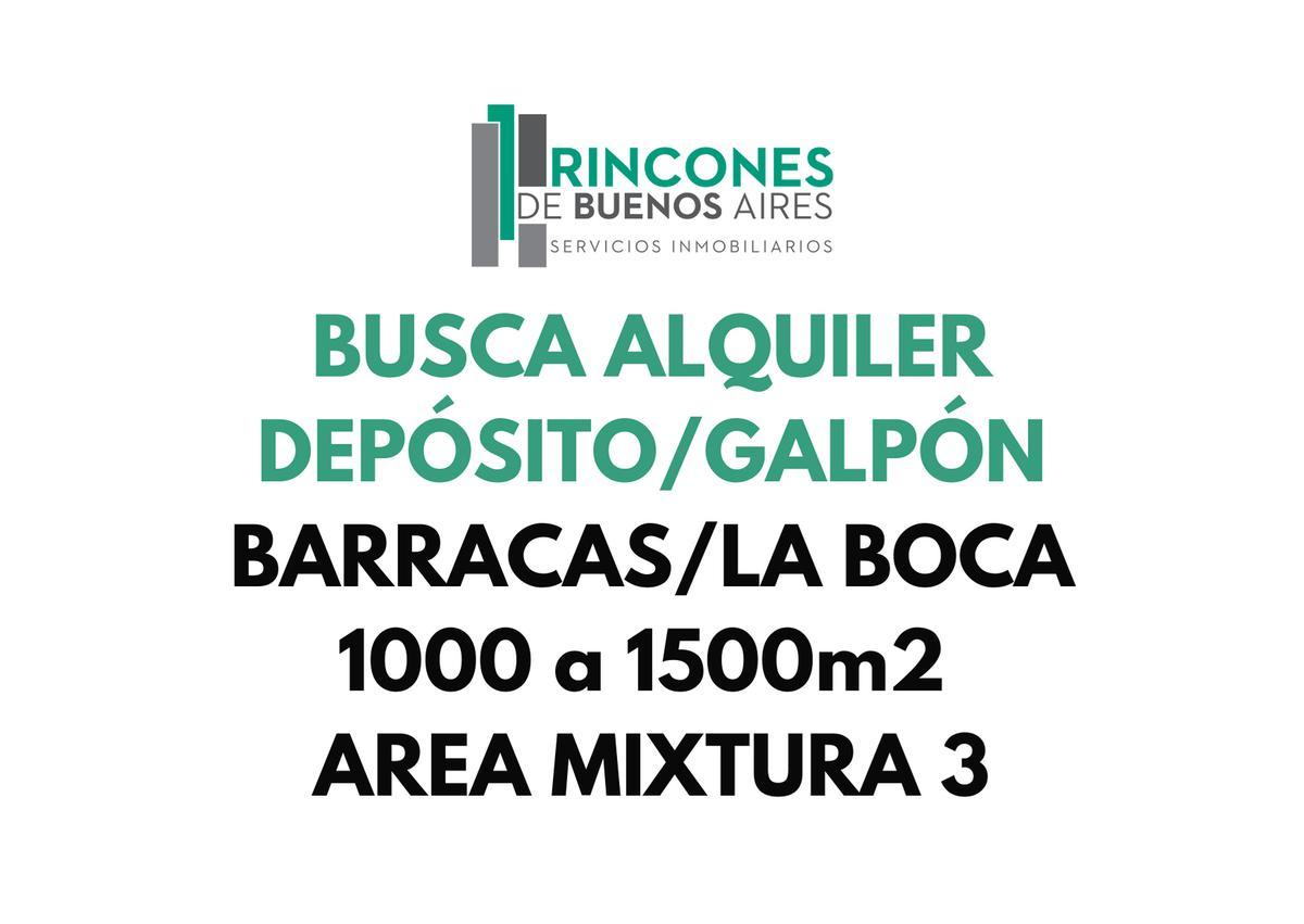 Foto Depósito en Alquiler en  Barracas ,  Capital Federal  Gral. Hornos al 1100