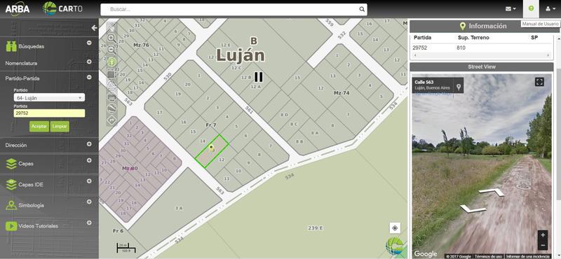Foto Terreno en Venta en  Luna,  Lujan  Barrio Luna, calle 563