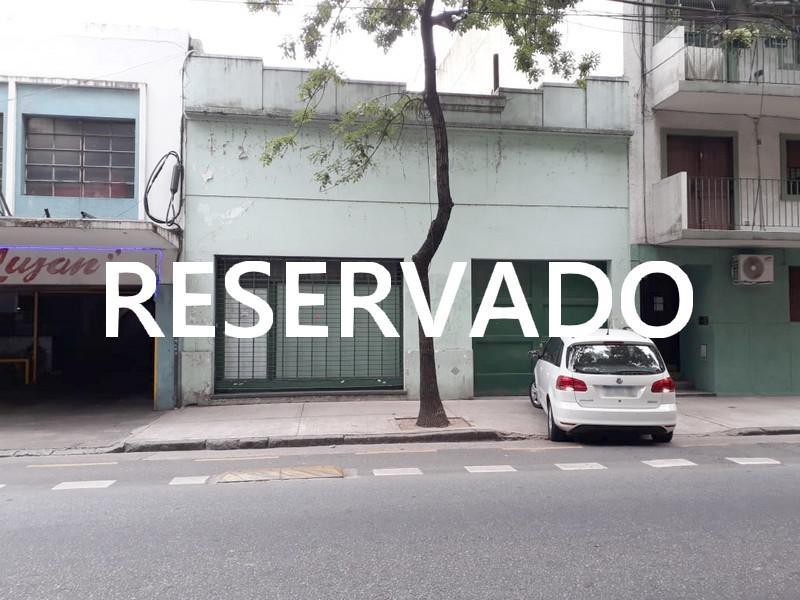 Foto Galpón en Alquiler en  Almagro ,  Capital Federal  Billinghurst al 300