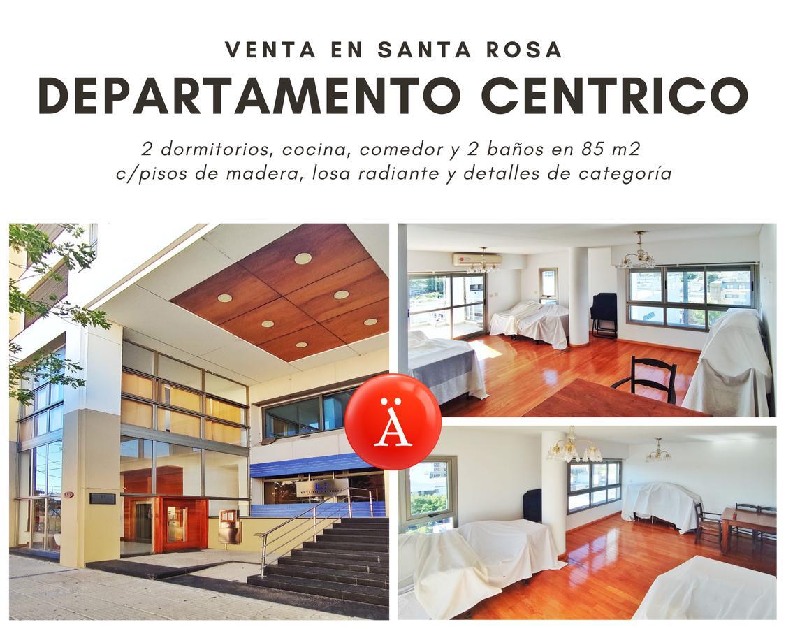Foto Departamento en Venta en  Santa Rosa,  Capital  Pellegrini al 400