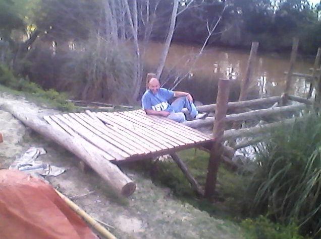 Foto Quinta en Venta en  Carabelas,  Zona Delta Campana  Carabelas Parcela Cañas