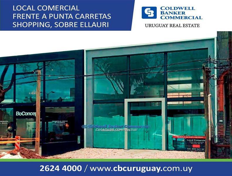Foto Local en Alquiler en  Punta Carretas ,  Montevideo  Punta Carretas