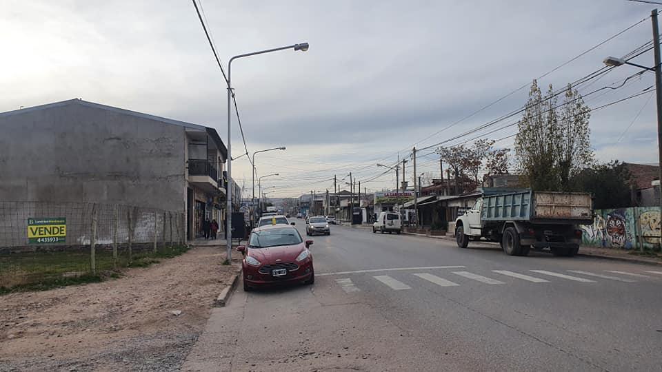 Foto Terreno en Venta en  Huilliches,  Capital  Collon Cura & Nogoyá