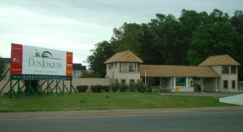 Foto Terreno en Venta en  Barrio Don Joaquin,  Countries/B.Cerrado (Ezeiza)  Don Joaquin