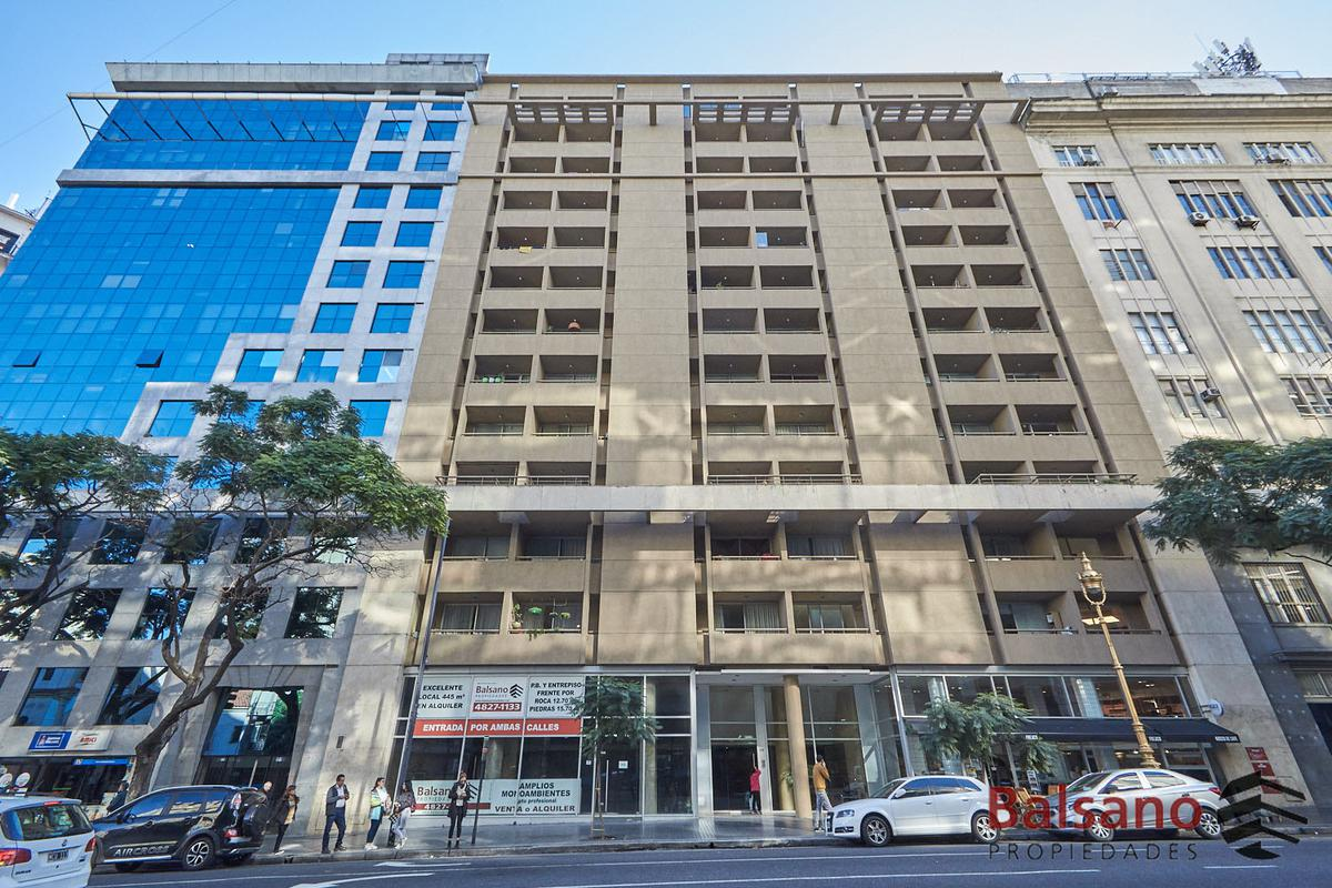 Foto Departamento en Venta en  Centro (Capital Federal) ,  Capital Federal  Diag. Pte. Julio A. Roca al 700 piso 2º depto 06