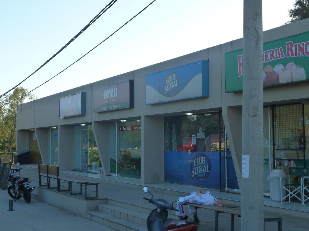 Foto Local en Alquiler en  Villa California,  San Jose Del Rincon  Ruta 1 y calle del sol