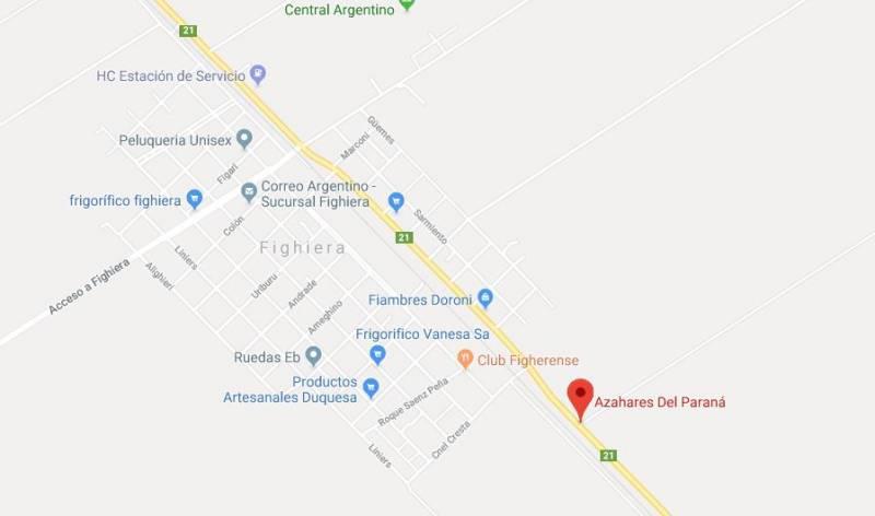 Foto Terreno en Venta en  Fighiera,  Rosario  Ruta 21 KM 25 25