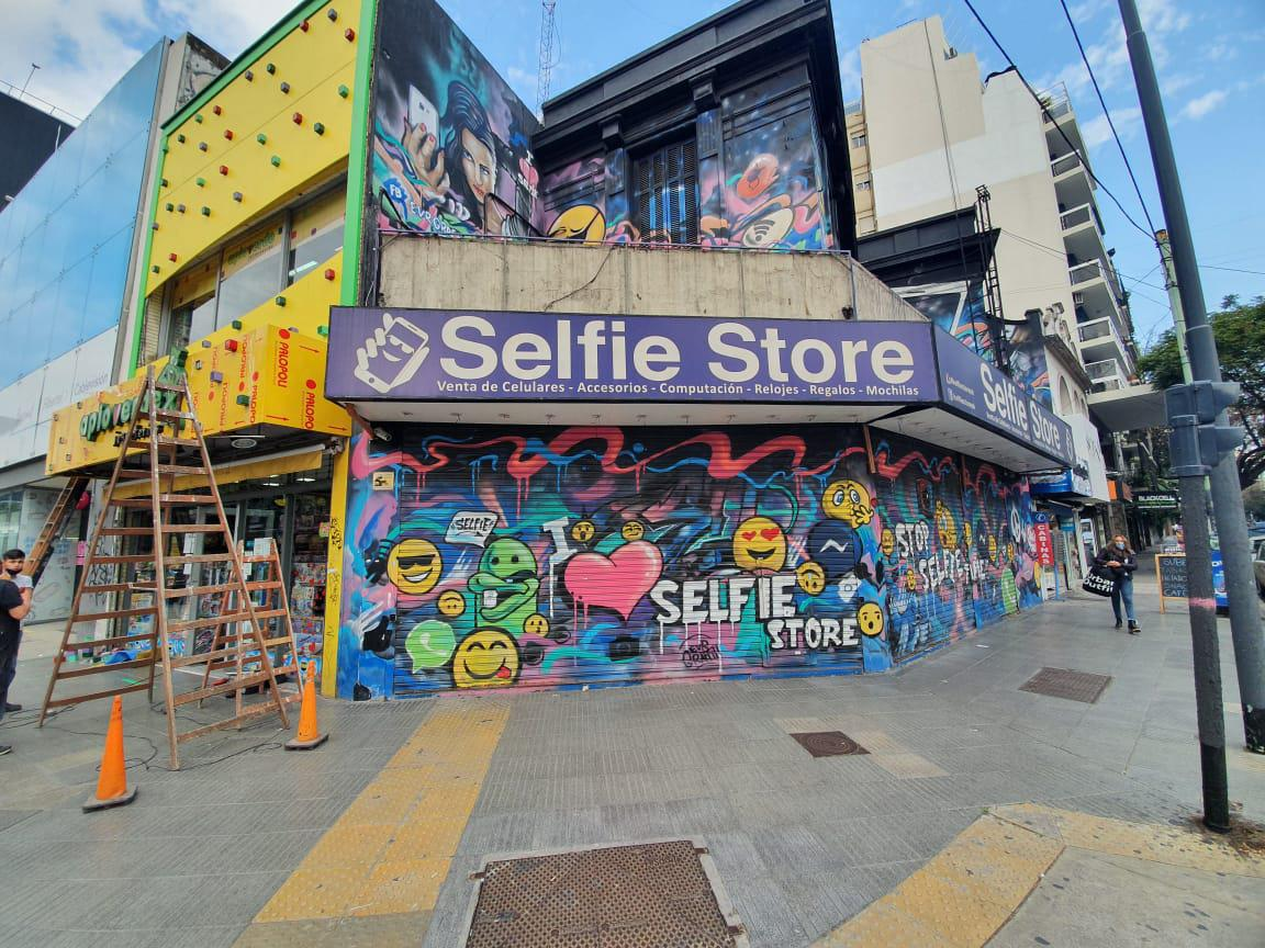 Foto Local en Alquiler en  Belgrano ,  Capital Federal  avenida cabildo 1600