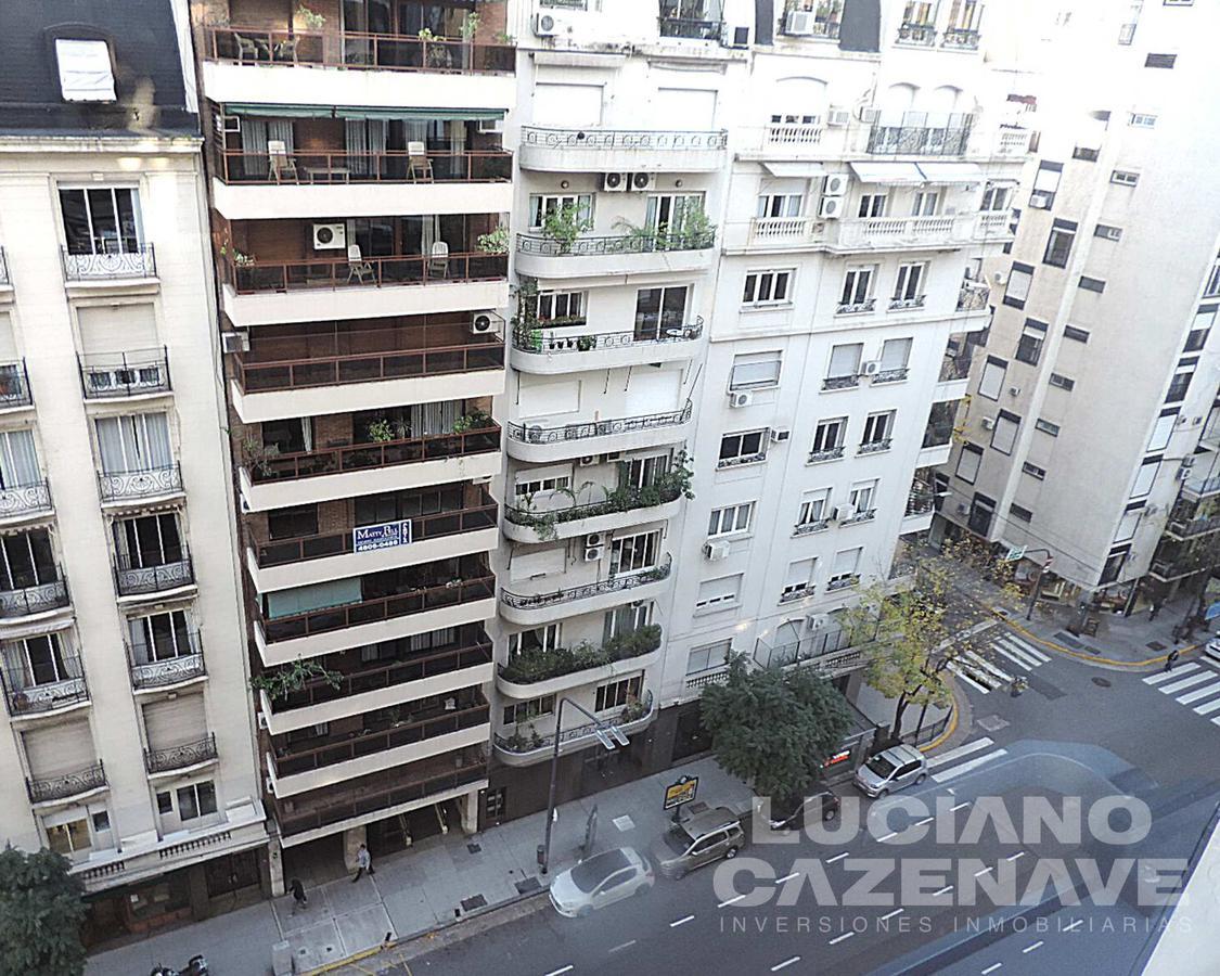 Foto Departamento en Alquiler en  Recoleta ,  Capital Federal  CALLAO al 1200 Piso 10