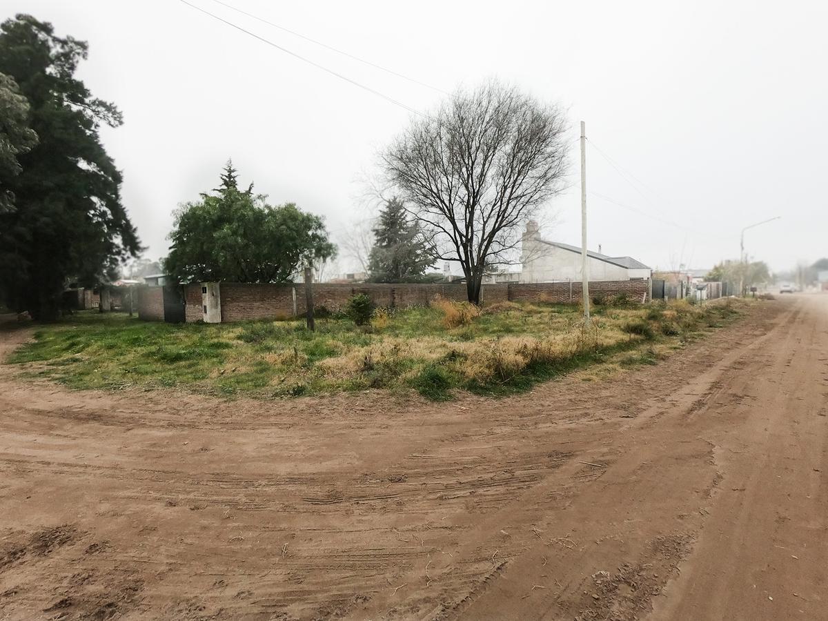 Foto Terreno en Venta en  General Pico,  Maraco  Calle 44 esq. 27