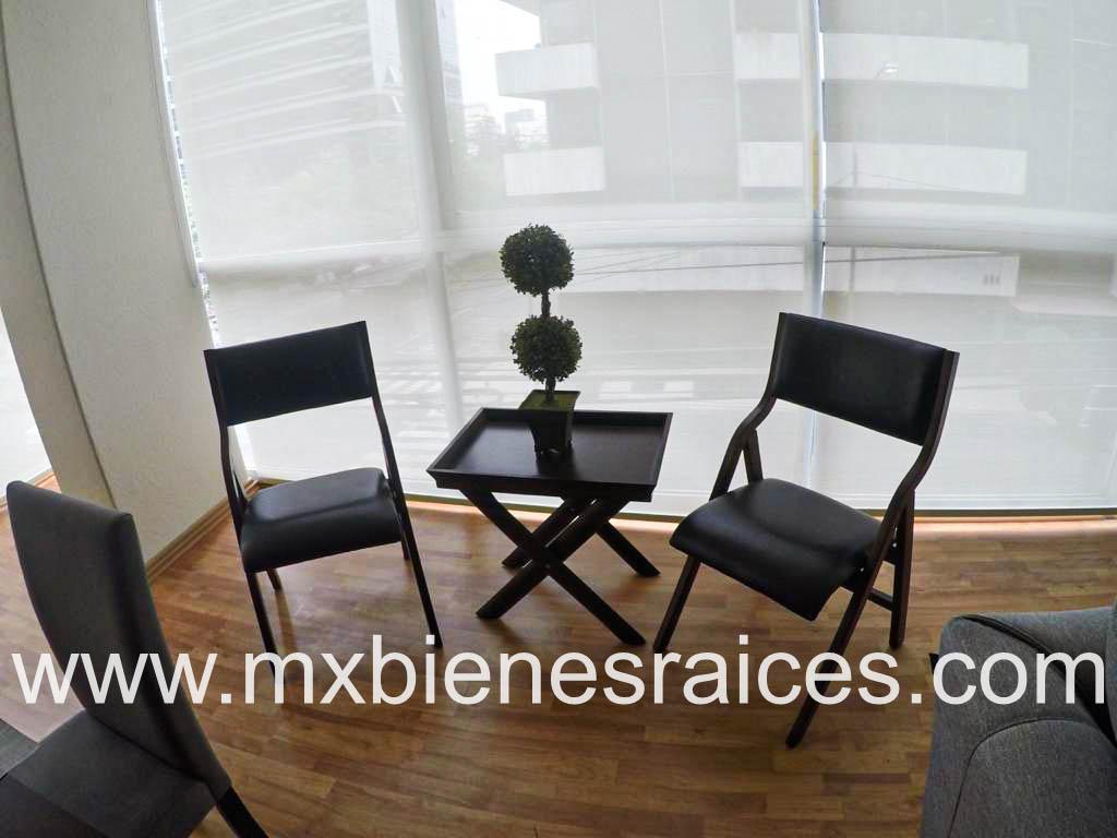 Foto Departamento en Renta | Venta en  Polanco,  Miguel Hidalgo  Moderno departamento equipado y amueblado