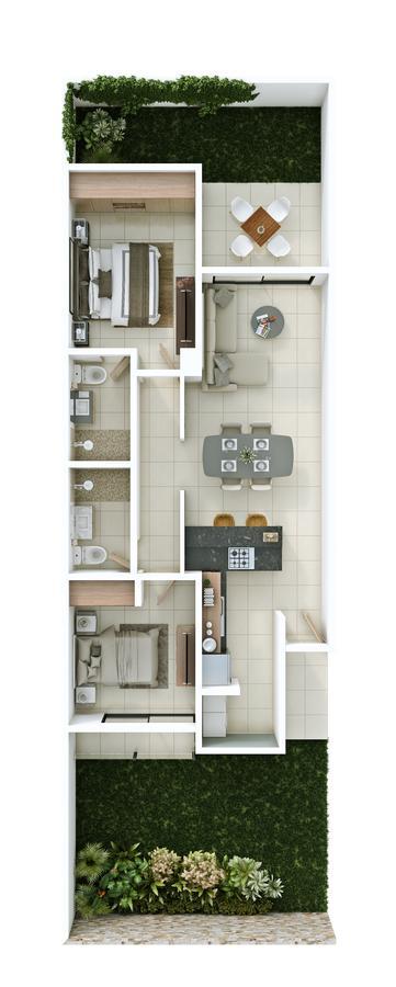 Foto Departamento en Venta en  Quintana Roo ,  Quintana Roo  Departamento en venta Beel 19