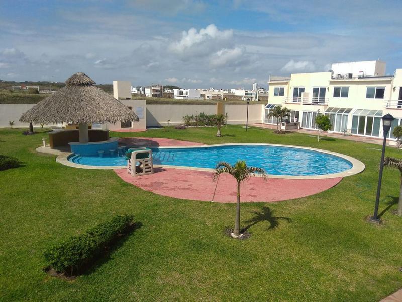 Foto Casa en Venta en  Fraccionamiento Playa Dorada,  Alvarado  Fracc. Residencial Playa Dorada, Alvarado, Ver. - Casa en venta