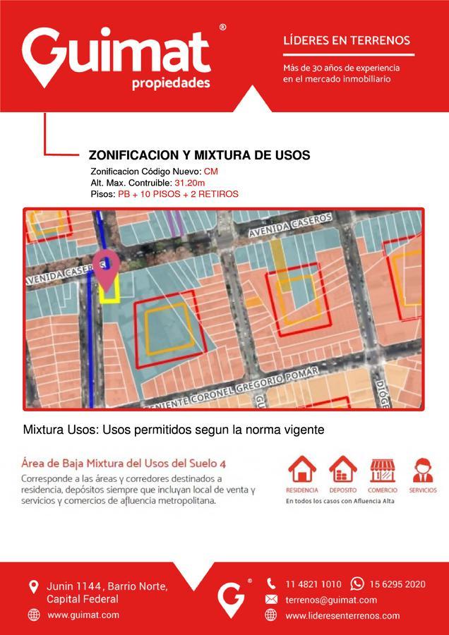 Foto Local en Venta en  Pompeya ,  Capital Federal  CASEROS al 3500
