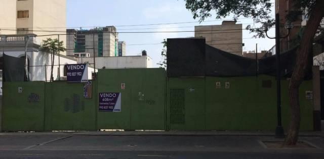 Foto Terreno en Venta en  San Isidro,  Lima  CERCA JAVIER PRADO