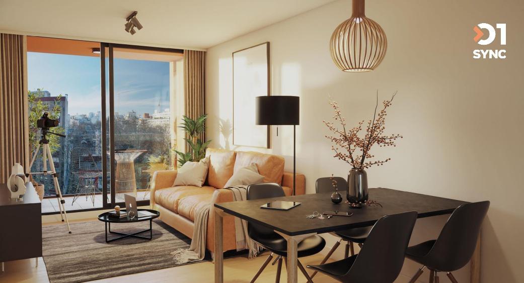 Foto Apartamento en Venta en  Centro (Montevideo),  Montevideo  Apartamentos a estrenar 1 dormitorio (Mono y 2 dormitorios) Barrio Sur - Centro