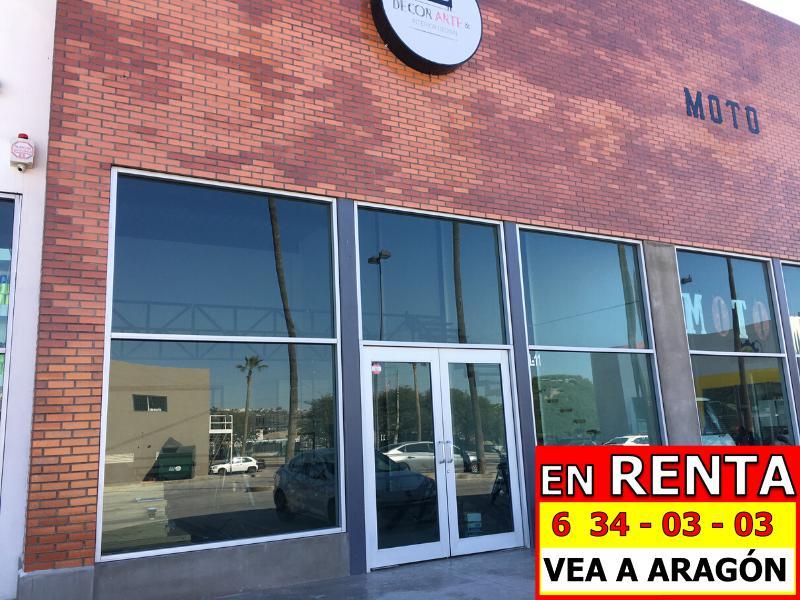 Foto Local en Renta en  Tijuana,  Tijuana  RENTAMOS PRECIOSO LOCAL 113 MT2 EN PLAZA EN LA MESA