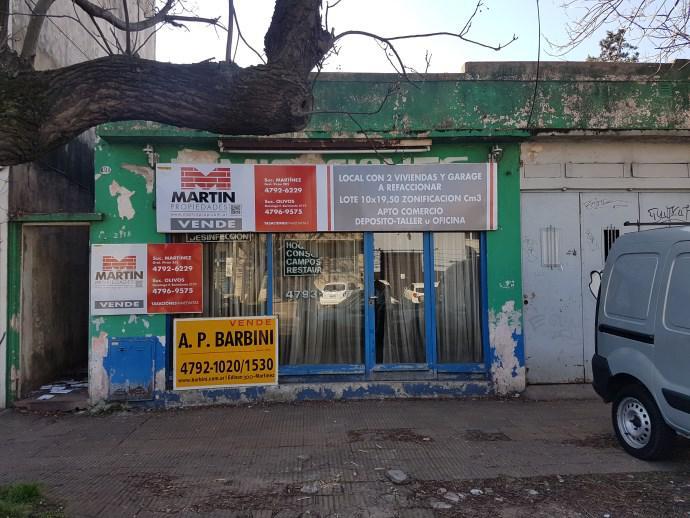 Foto Local en Venta en  Martinez,  San Isidro  AV. FLEMING al 2300