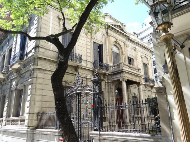 Foto Edificio Comercial en Venta en  Retiro,  Centro (Capital Federal)  Basavilbaso al 1200