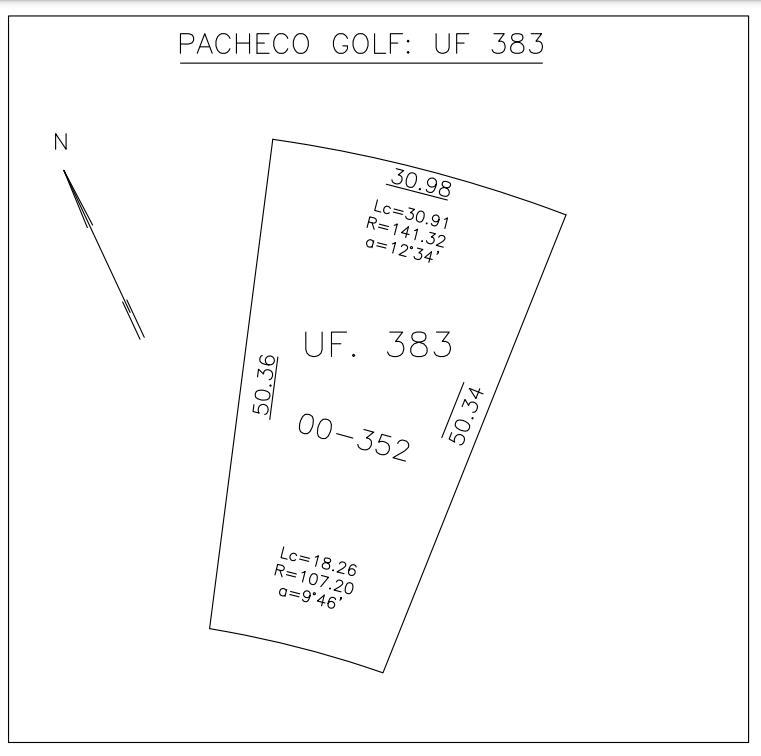 Terreno - Pacheco Golf-0
