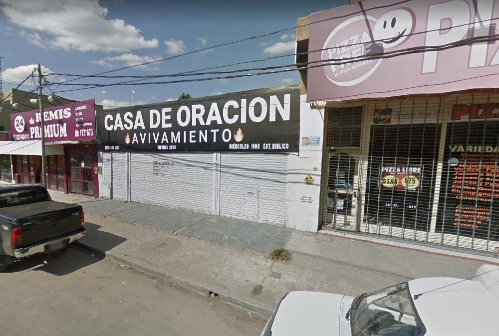 Foto Local en Alquiler en  Centro (Moreno),  Moreno  Av. Victorica al 1000