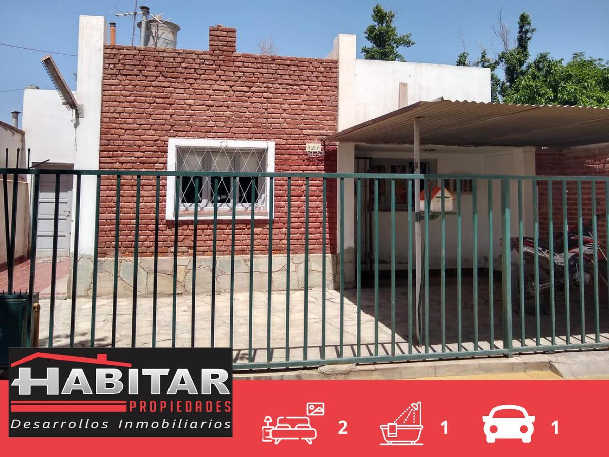 Foto Casa en Venta en  Villa P A D Sarmiento,  Chimbas  Sarmiento este al 100