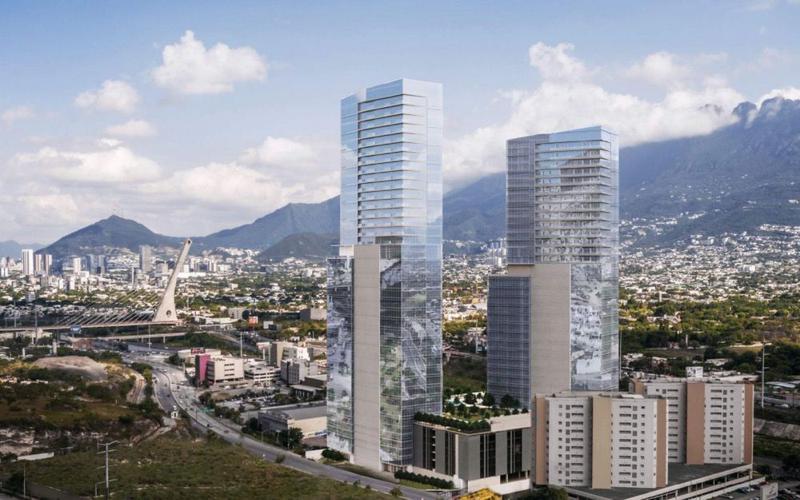 Foto Departamento en Venta en  Santa María,  Monterrey  Balzac