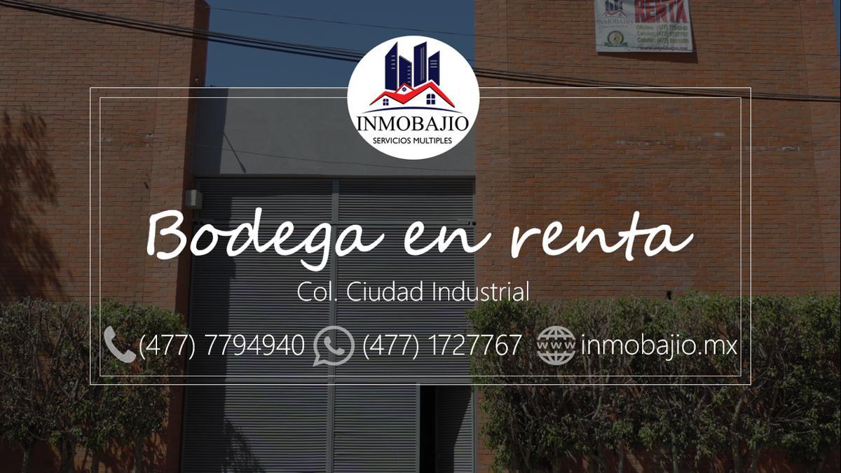 Foto Local en Renta en  Ciudad Industrial,  León  Bodega en renta en Ciudad Industrial