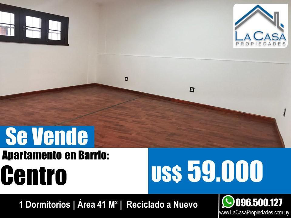 Foto Apartamento en Venta en  Centro (Montevideo),  Montevideo  Cerro Largo al 7800