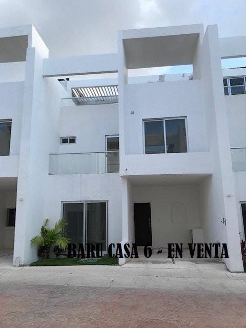 Foto Casa en condominio en Venta en  Cozumel ,  Quintana Roo  kM. 2.580 Costera Sur
