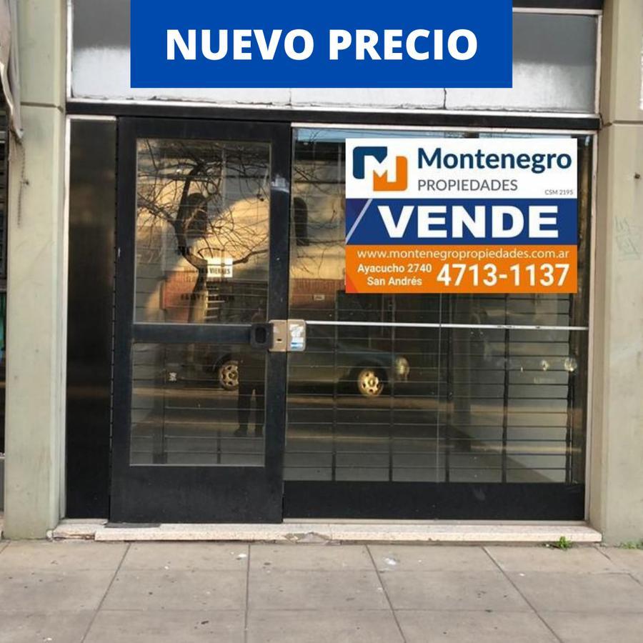 Foto Local en Venta en  Villa Ballester,  General San Martin  Belgrano al 4900