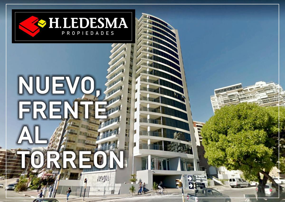Foto Departamento en Alquiler en  Torreon,  Mar Del Plata  GÜEMES Y LA COSTA • FRENTE AL MAR