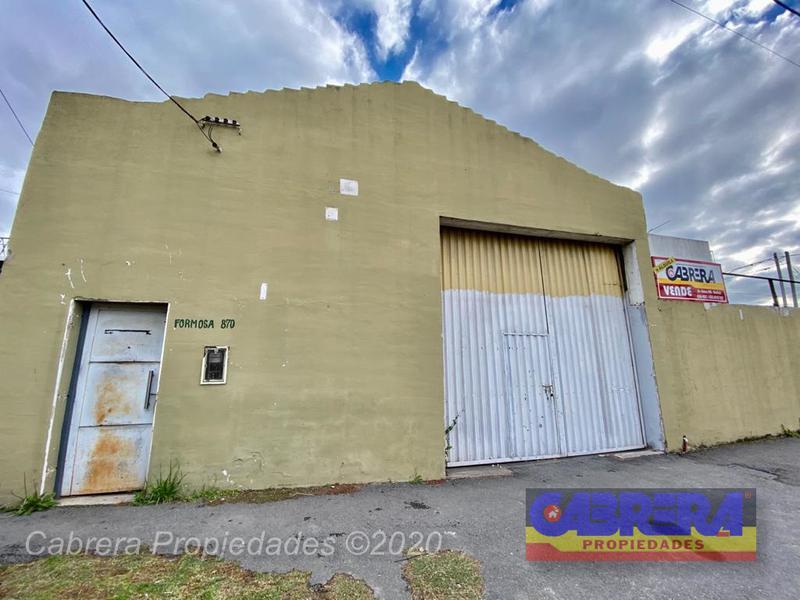 Foto Depósito en Venta en  Banfield Este,  Banfield  FORMOSA 870