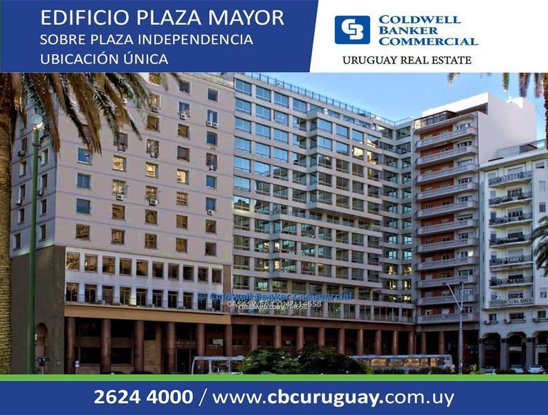 Foto Oficina en Alquiler en  Ciudad Vieja ,  Montevideo  PLAZA MAYOR