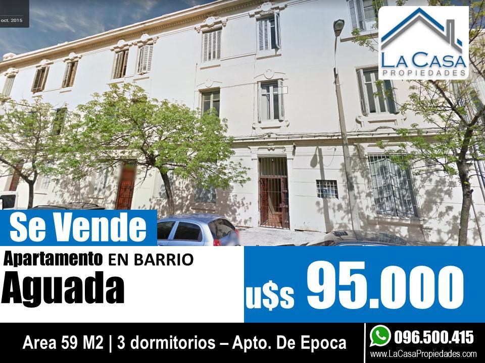Foto Apartamento en Venta en  Aguada ,  Montevideo  CUAREIM 2300