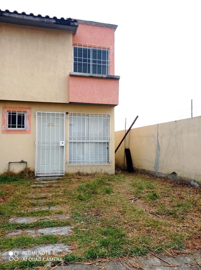 Foto Casa en condominio en Venta en  De Trojes,  Temoaya  Las Trojes I