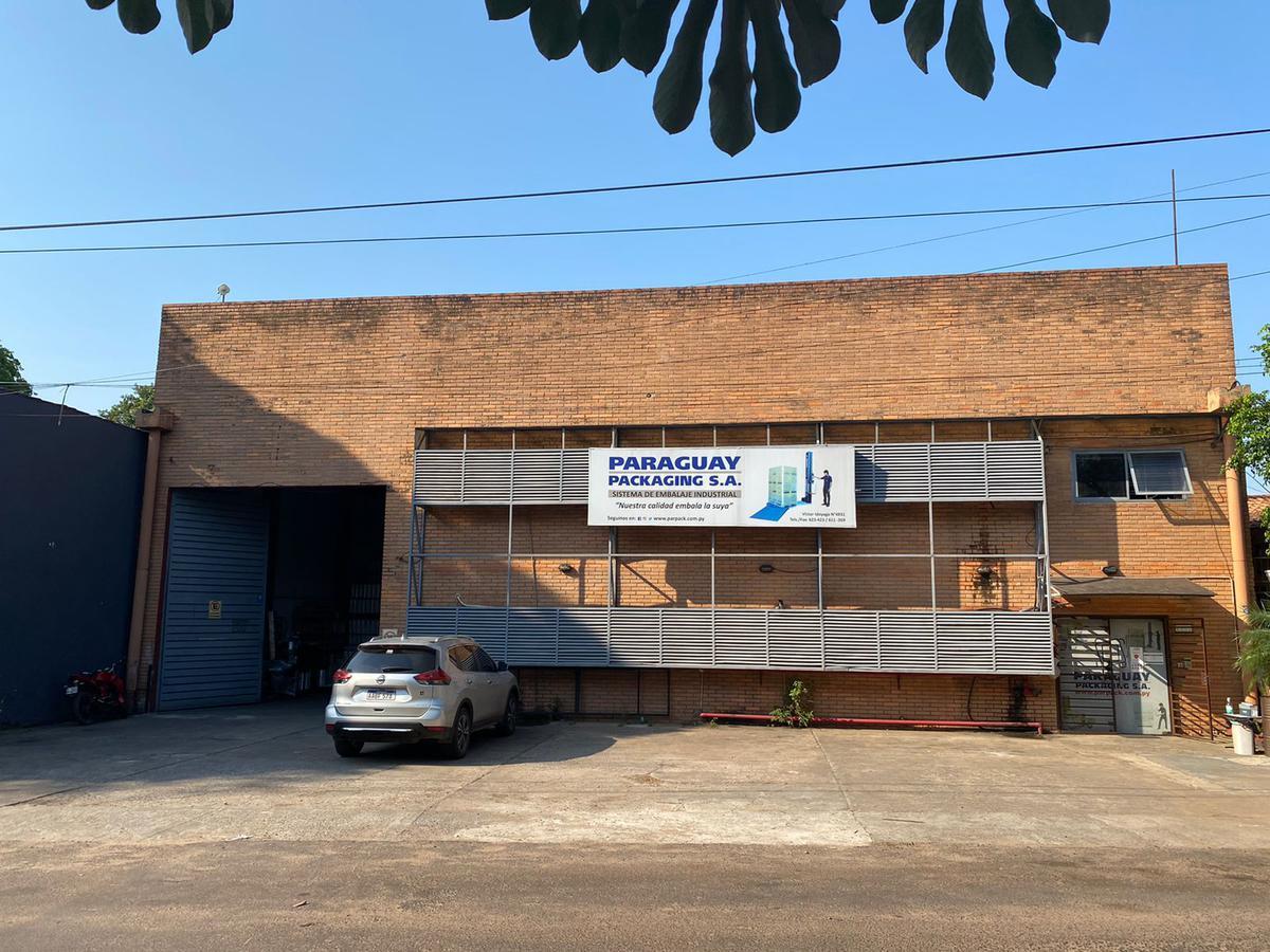 Foto Depósito en Alquiler en  Tembetary,  La Recoleta  Barrio Tembetary, a una cuadra de Eusebio Ayala.