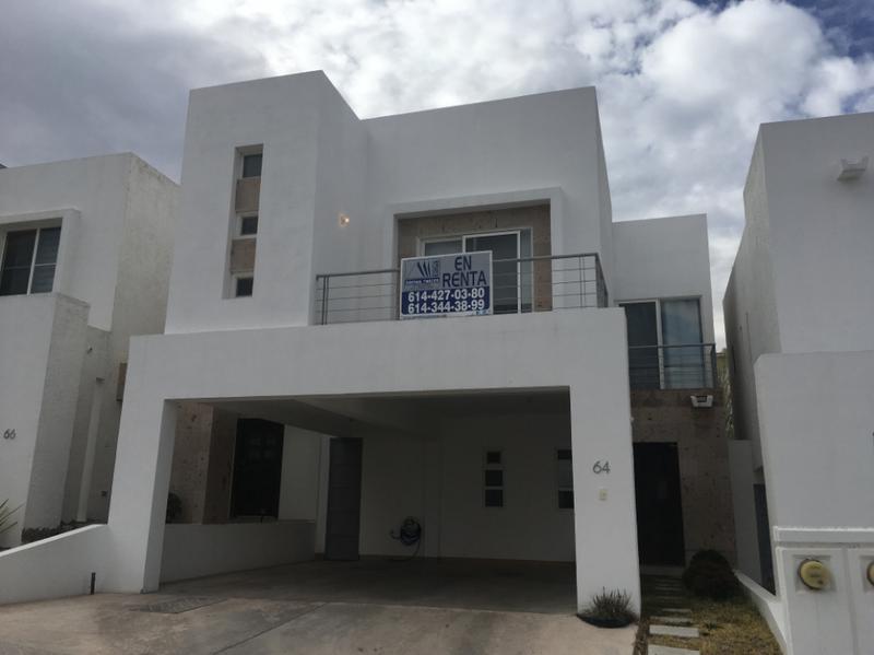 Foto Casa en Renta en  Fraccionamiento Rinconadas del Valle,  Chihuahua  RINCONADAS DEL VALLE 1, FRACC. PRIVADO.