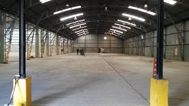 Foto Depósito en Venta en  Area de Promoción El Triángulo,  Malvinas Argentinas  P Areguati al 5000
