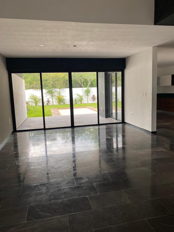 Foto Casa en Venta en  Pueblo Chablekal,  Mérida  Residencia en Venta - Mérida Norte Chablekal