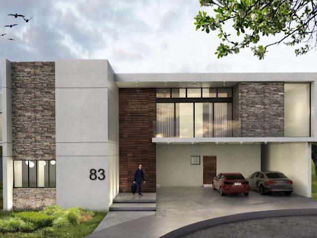 Foto Casa en Venta en  Monterrey ,  Nuevo León  Casa en Venta en Bosq de ues Vistancias Zona  Carr. Nacional (LJGC)