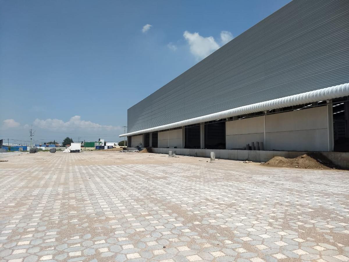 Foto Nave Industrial en Renta en  Agrícola Ignacio Zaragoza,  Puebla  Renta de naves, parque industrial, a cinco minutos de autopista