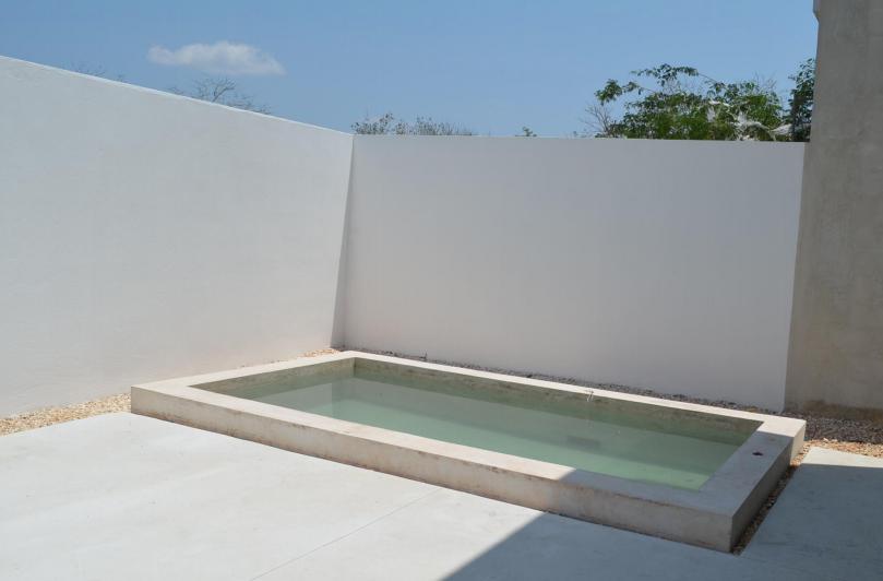 Foto Casa en Venta en  Mérida ,  Yucatán  LUMTANA MODELO ZENSIA AMP | CHOLUL