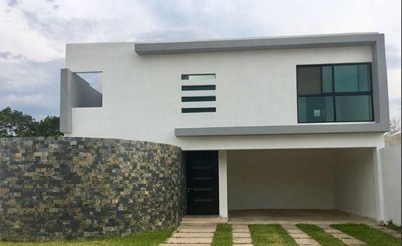 Foto Casa en Renta en  Pueblo Cholul,  Mérida  RESIDENCIA NUEVA EN PARQUE NATURA, ZONA NORTE DE MÉRIDA