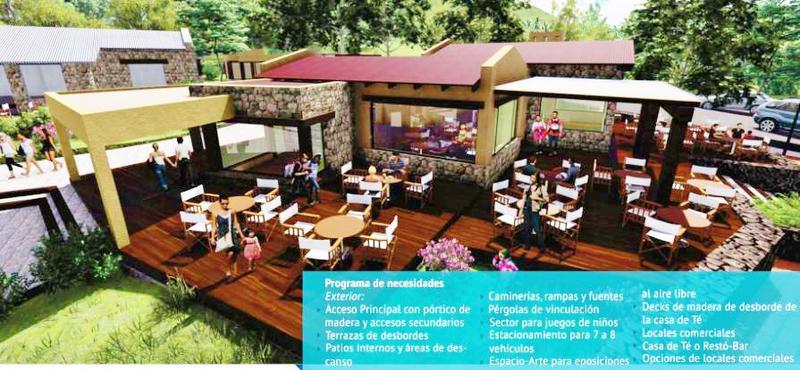 Foto Local en Alquiler en  Tafi Del Valle ,  Tucumán          LOCAL 11- GALERÍA LAS QUEÑUAS