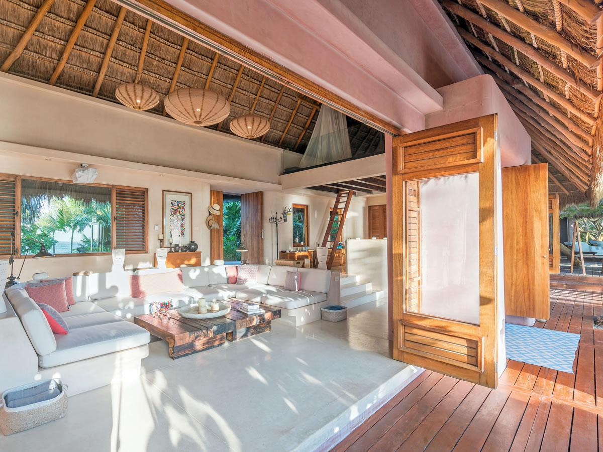 Foto Casa en Renta temporal en  Sian Ka-an,  Tulum  Casa en renta vacacional