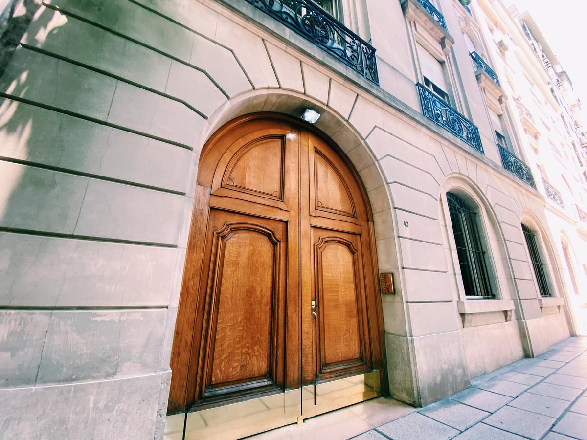 Foto Departamento en Alquiler en  Recoleta ,  Capital Federal  Parera al 100